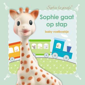 Sophie de giraf voelboekje: Sophie gaat op stap - in Kinderboeken