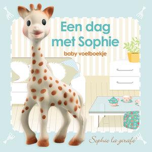 Sophie de giraf voelboekje: Een dag met Sophie - in Kinderboeken