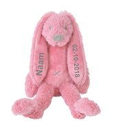 Happy Horse Deep Pink Tiny Rabbit Richie met Naam